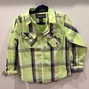 English Laundry Boys Button Down Shirt
